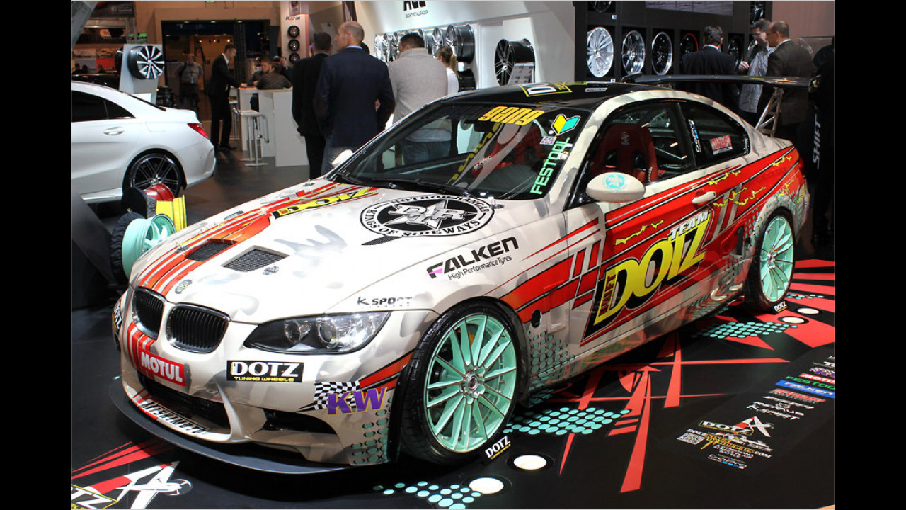Dotz BMW M3 DD1 Phase III
