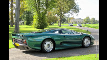 Youngtimer-Auktion: Jaguar XJ220