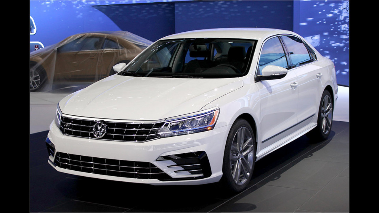 VW Passat (US-Modell)