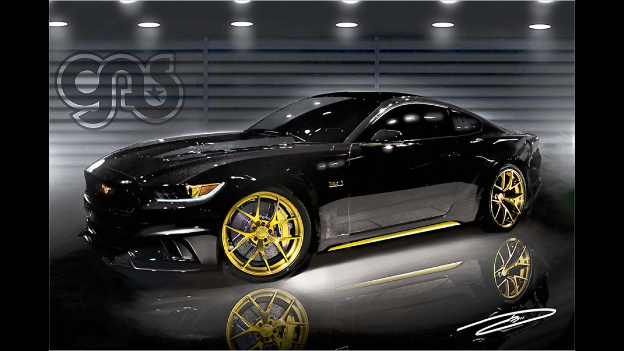 Galpin Auto Sports: Ford Mustang GT
