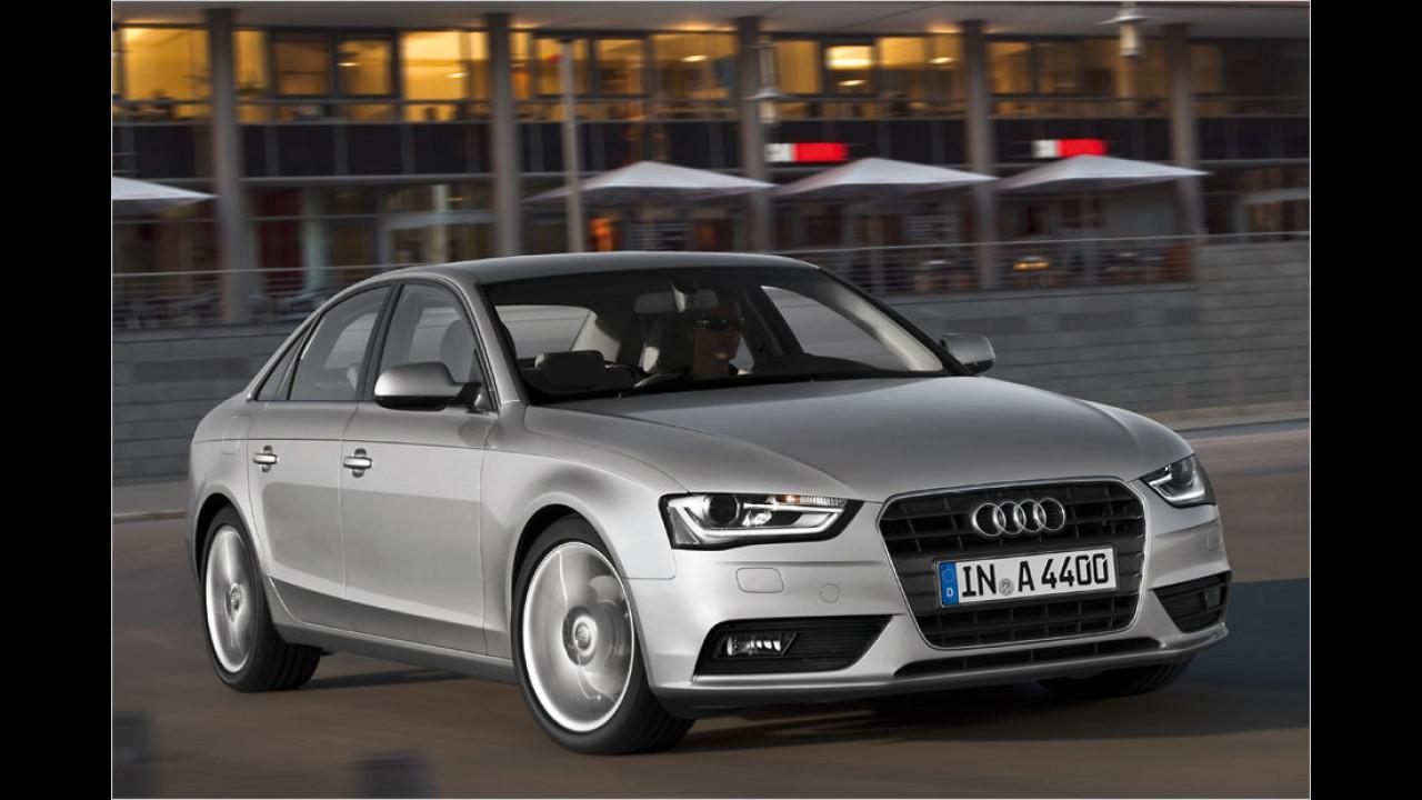 Mittelklasse, Platz 3: Audi A4 (26.424 Stück)