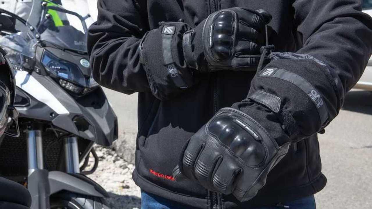 Guantes y chaquetas calefactables VQuattro Design