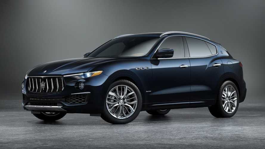 Maserati Edizione Nobile Pack Tangle Models Up In Blue