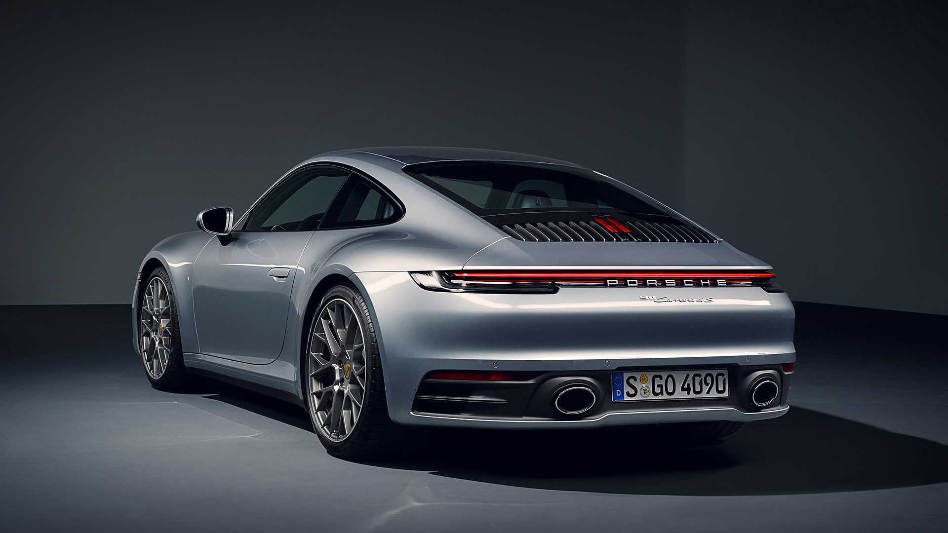 911 The Eighth Generation Of An Icon Spectacular World Premiere