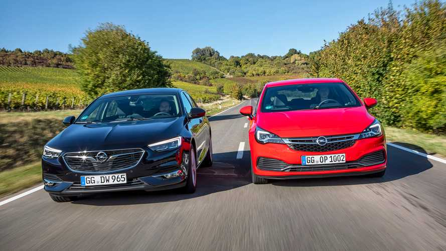 Opel Insignia 1.6 Direct Injection Turbo