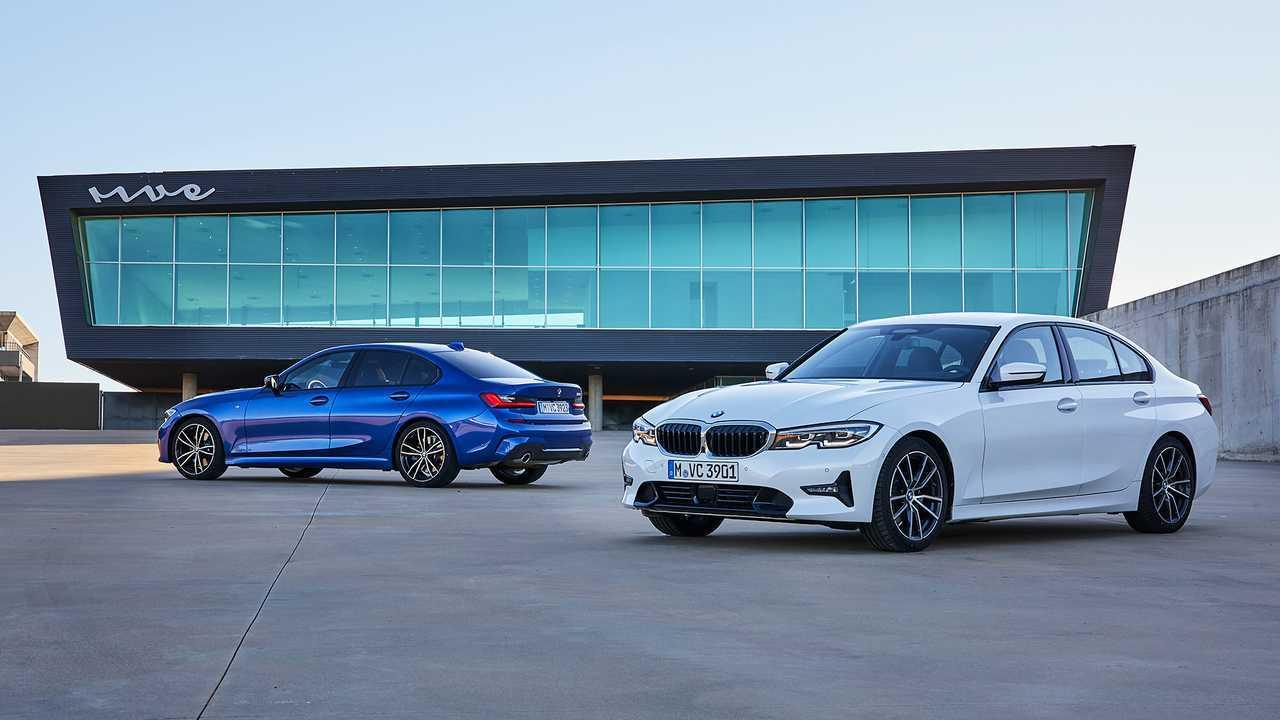 BMW 3er Limousine (2019) im Test