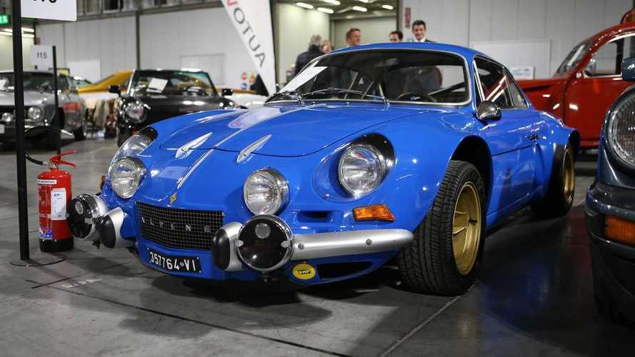 Le auto più costose a Milano AutoClassica 2018
