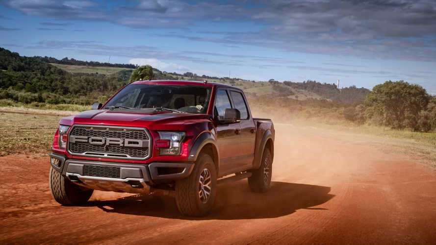 Ford vendeu uma picape Série F a cada 29,3 segundos em 2018