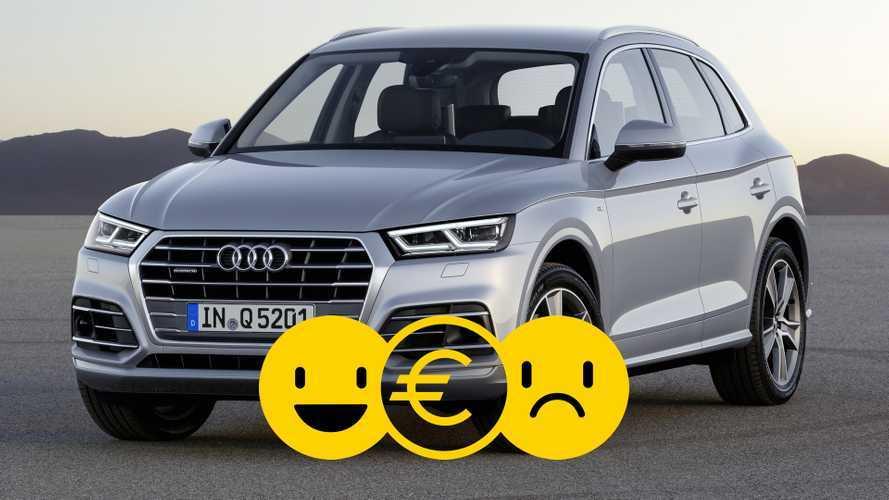 Promozione Audi Q5, perché conviene e perché no