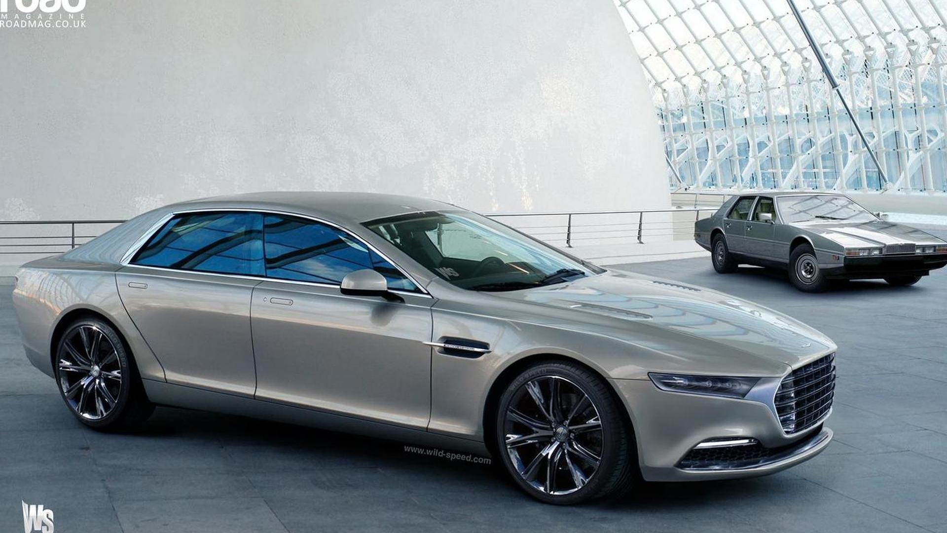 Q By Aston Martin Launching 600 Bhp Lagonda Flagship Sedan Later This Year Report