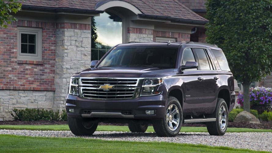 2015 Chevrolet Tahoe & Suburban Z71 revealed