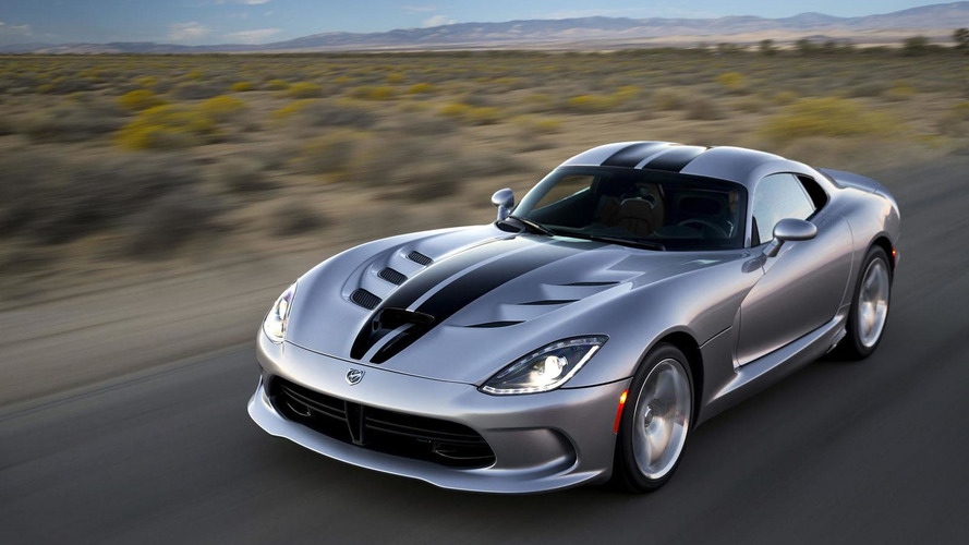 Dodge Viper slated to die in 2017?