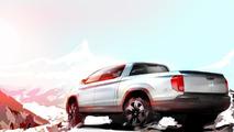 2016 / 2017 Honda Ridgeline teaser image