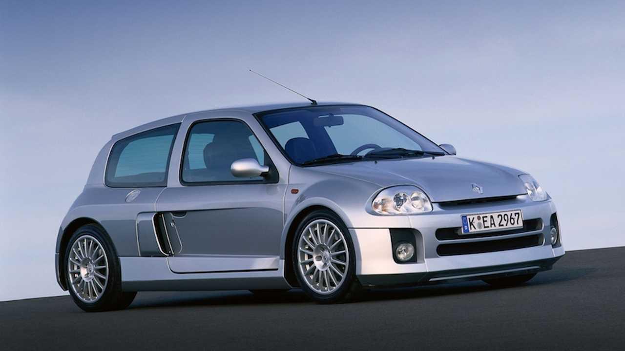 Renault Clio V6 2000