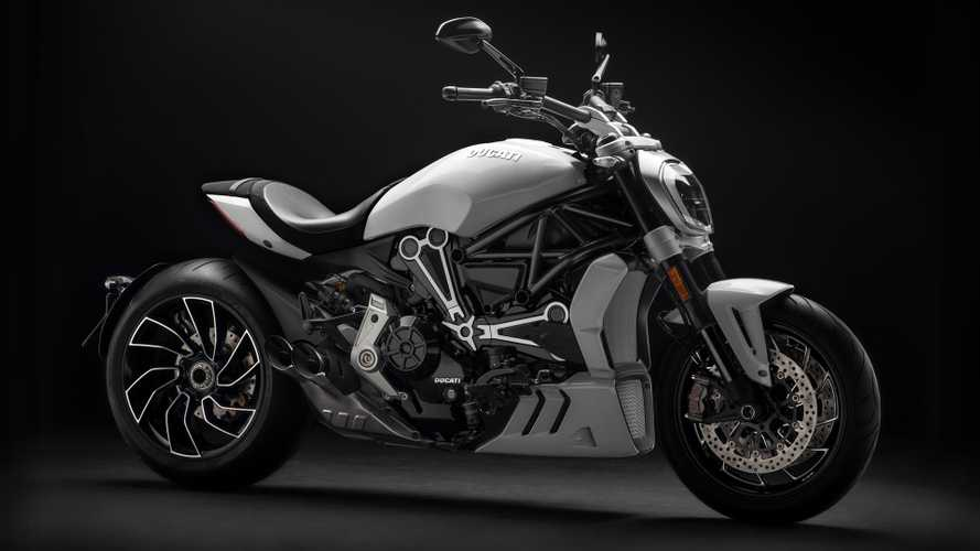 Recall: Ducati XDiavels Recalled Over Potential Side Stand Failure
