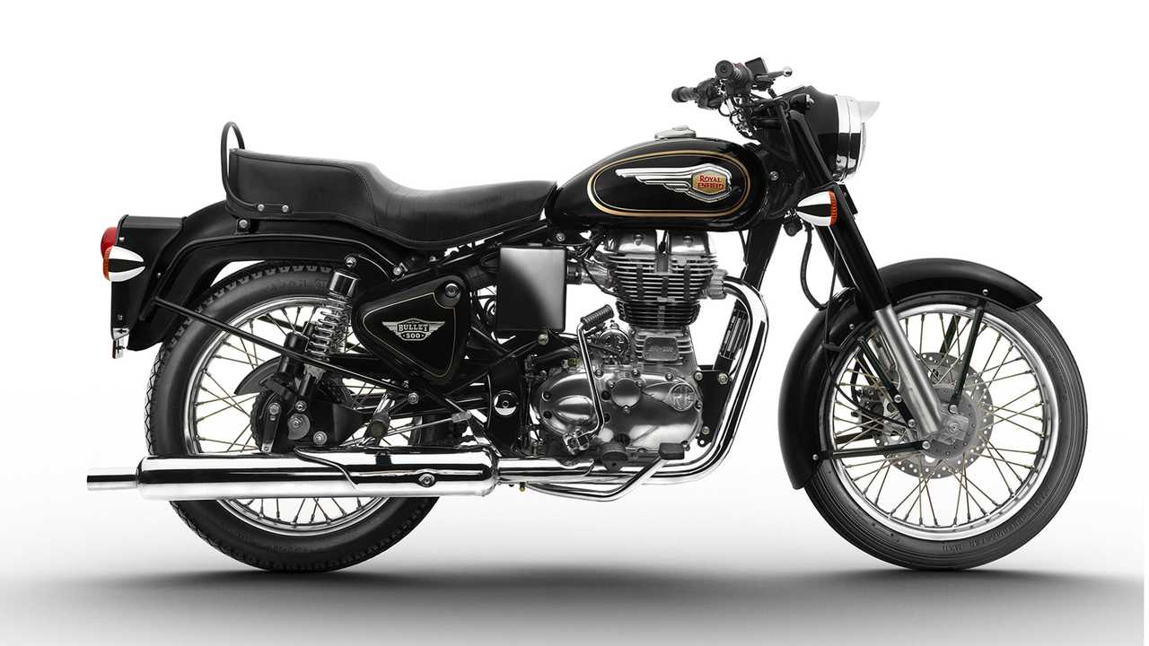 Honorable Mention: Royal Enfield Bullet 500
