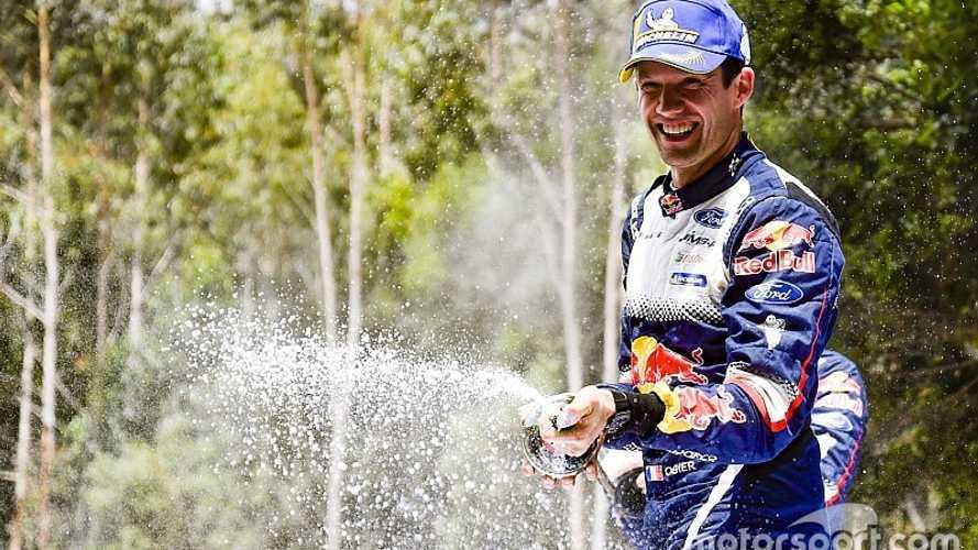 2018 WRC Avustralya: Ogier yine şampiyon