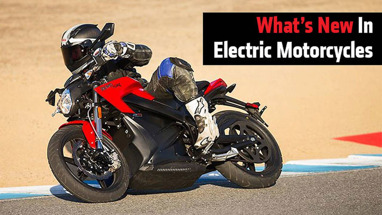 What's New In Electric Motorcycles