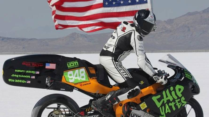 Exclusive Video: Chip Yates Bonneville Speed Records