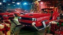 Dodge Challenger Santa Sleigh Ad