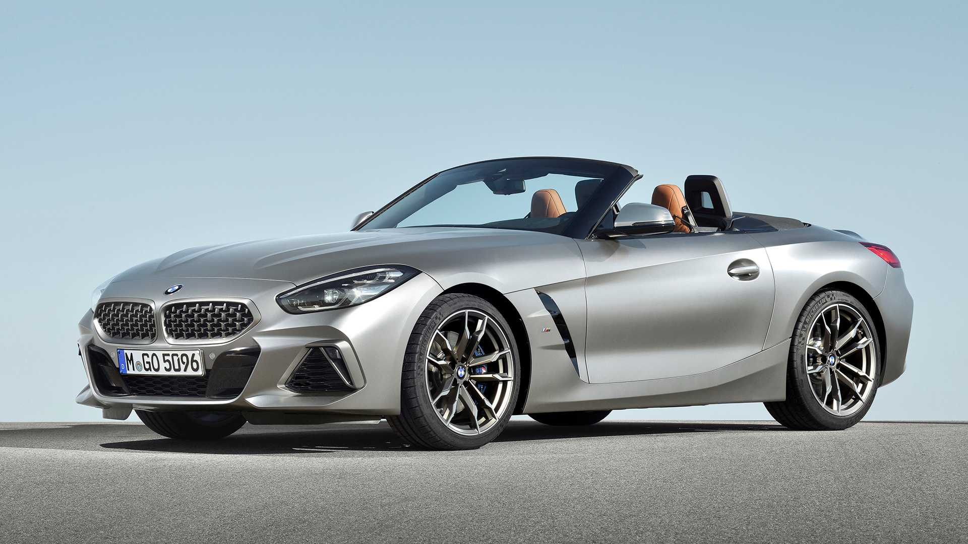 New BMW Z4 goes on sale with £37,000 starting price