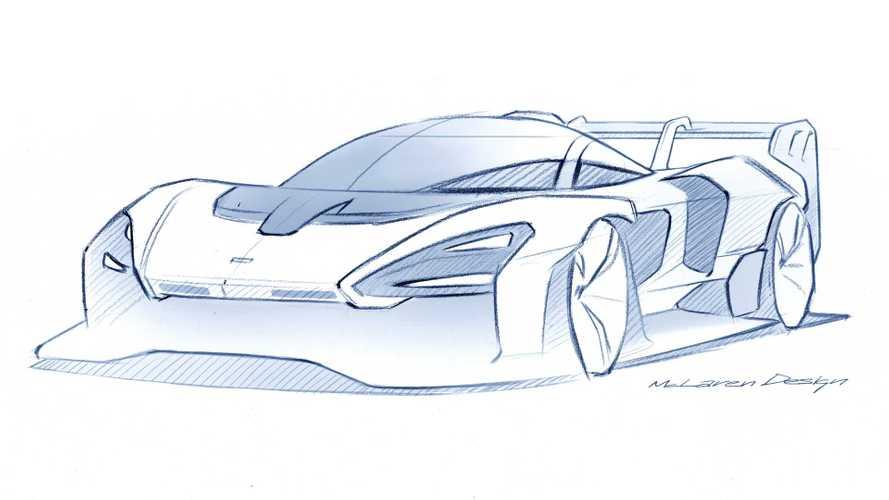 McLaren Senna GTR - Les caractéristiques... et le prix !