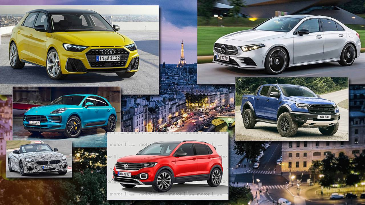 2018 Paris Motor Show: What To Expect