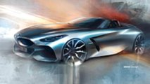 BMW Z4 First Edition - Teaser