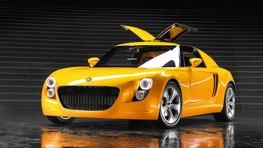2005 VW EcoRacer: Concept We Forgot