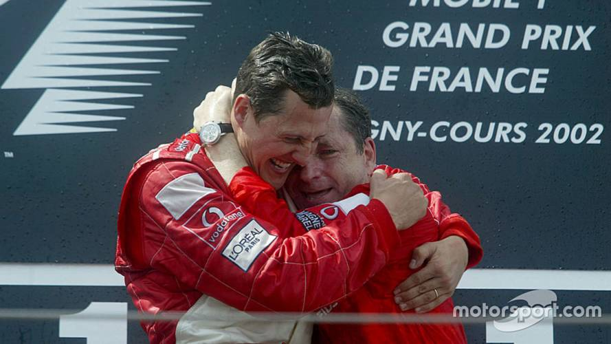 Ferrari special: How Schumacher and Todt transformed the Scuderia
