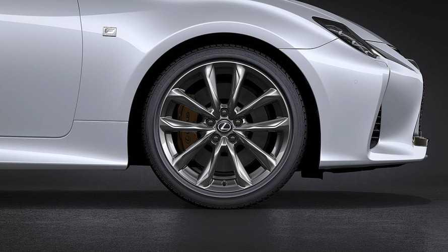 Makyajlı 2019 Lexus RC Coupe