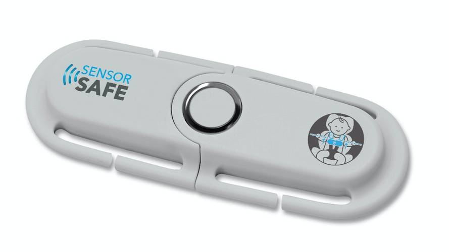 Dispositivi anti abbandono, ecco Cybex Sensor Safe