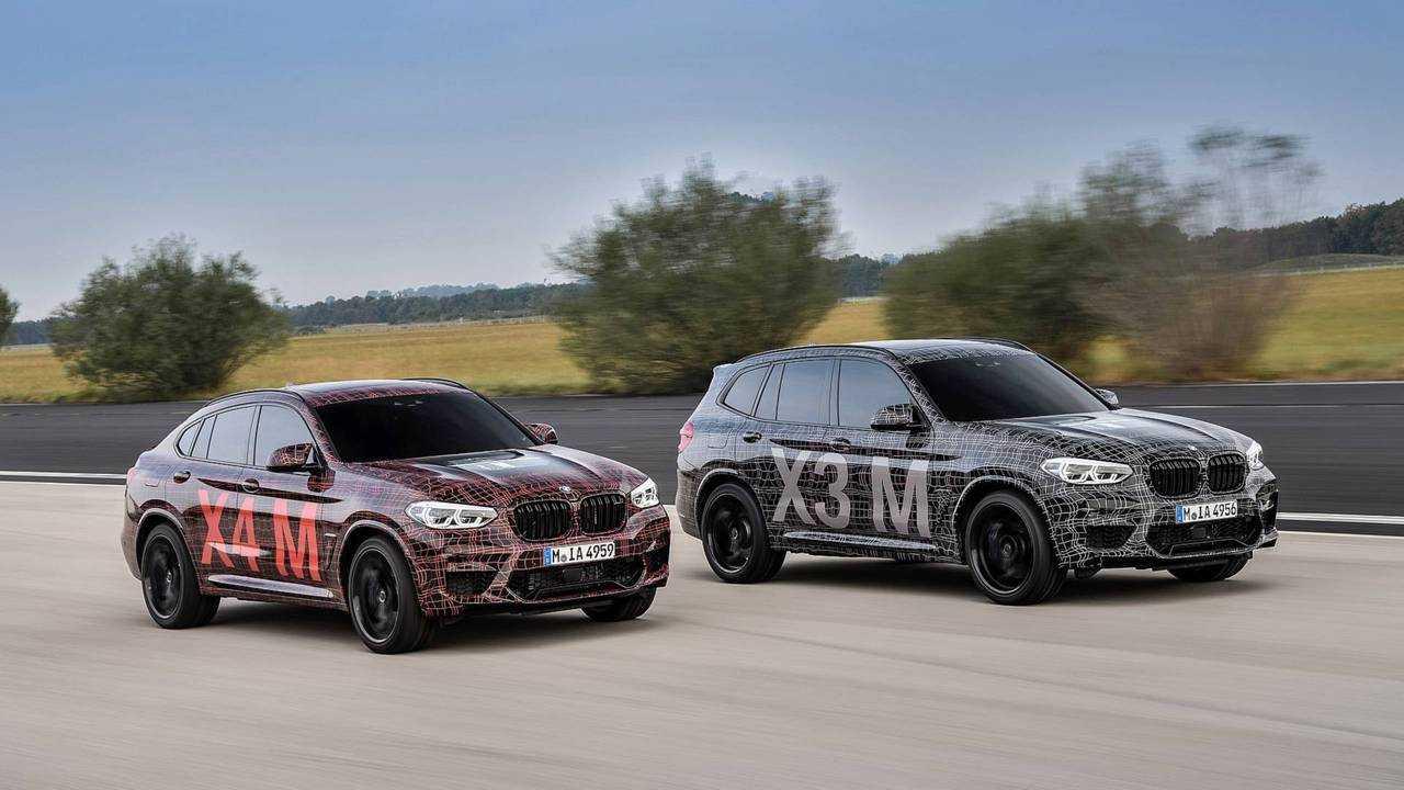 BMW X3 M/X4 M