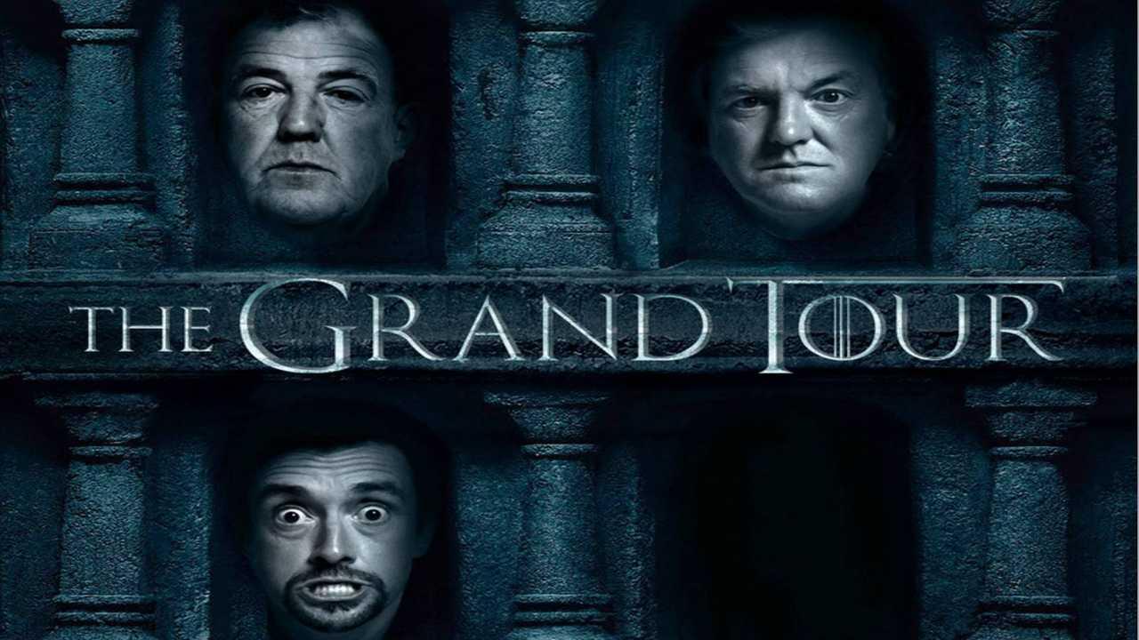 The Grand Tour Parody