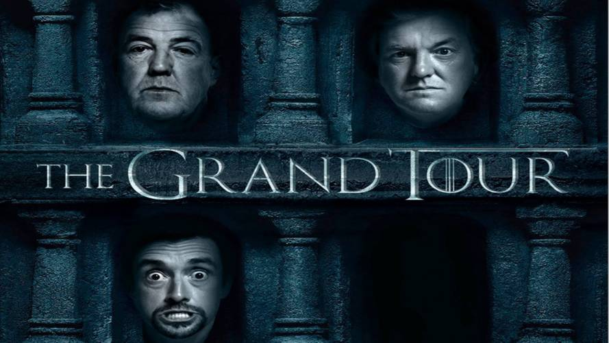 The Grand Tour TV And Movie Parodies
