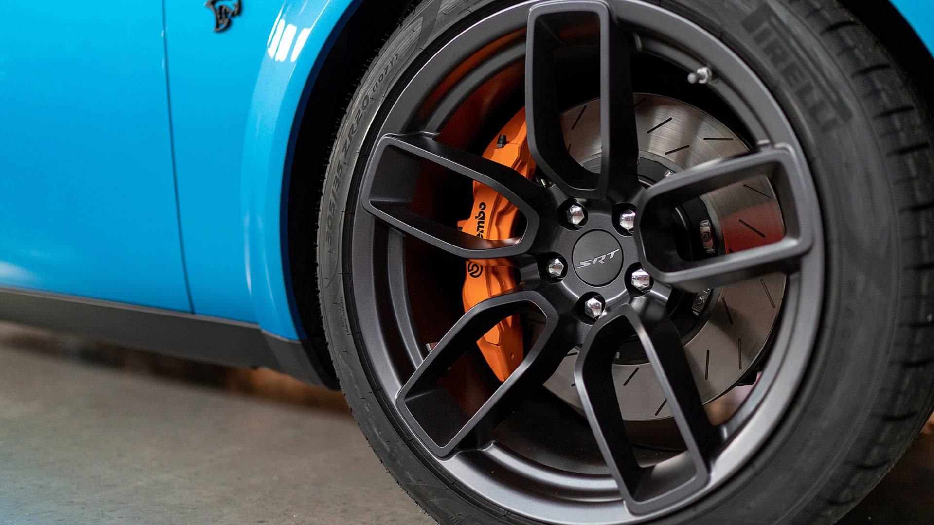Demon-possessed 2019 Dodge Challenger SRT Hellcat Redeye