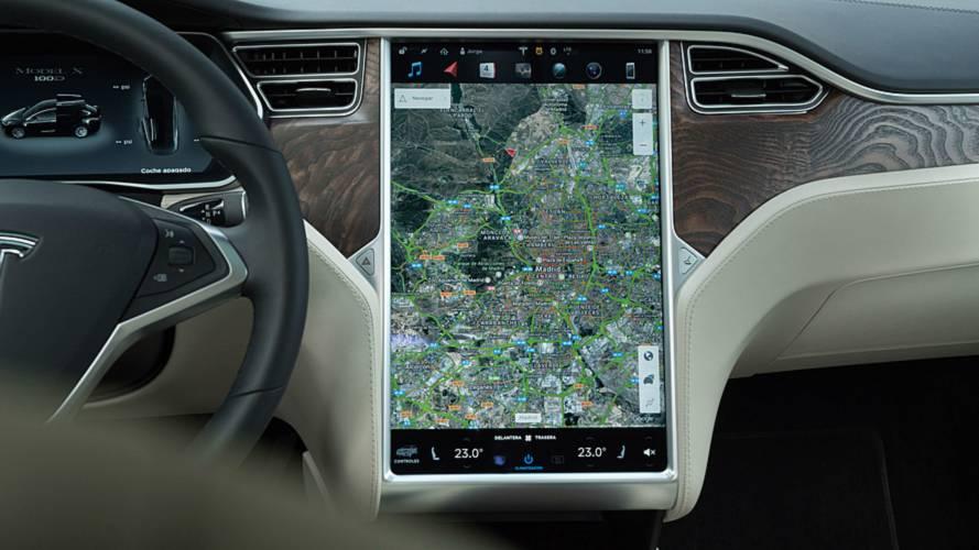 Tesla Model X 100D 7 plazas