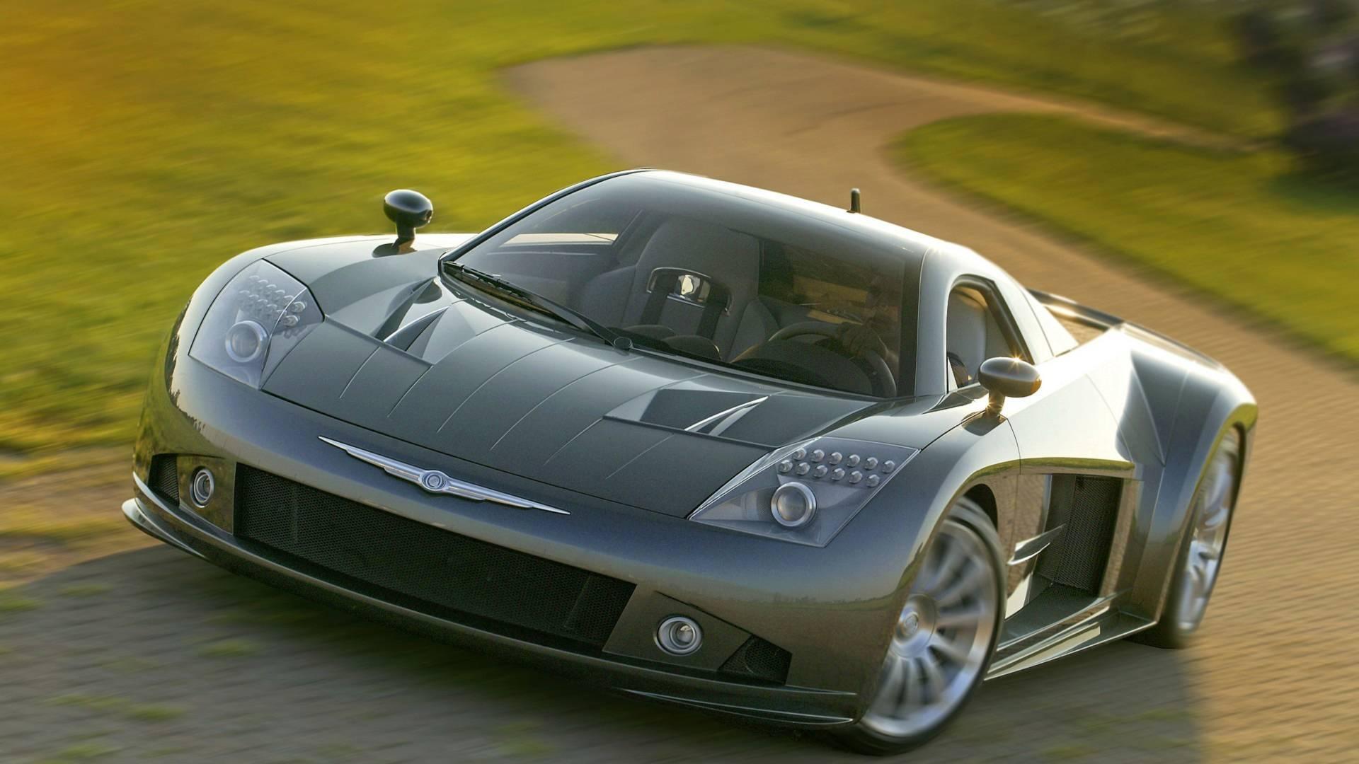 2004 Chrysler ME Four-Twelve: Concept We Forgot