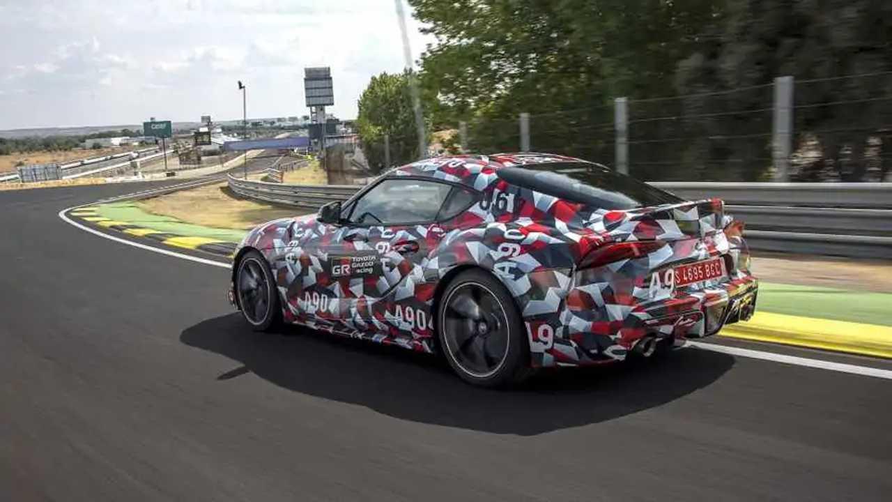 2- BMW Z4 ile altyapısını paylaşacak