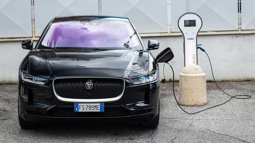 Jaguar I-PACE 2018: prueba de consumo