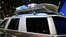 Ford Custom SUV SEMA Live Photos