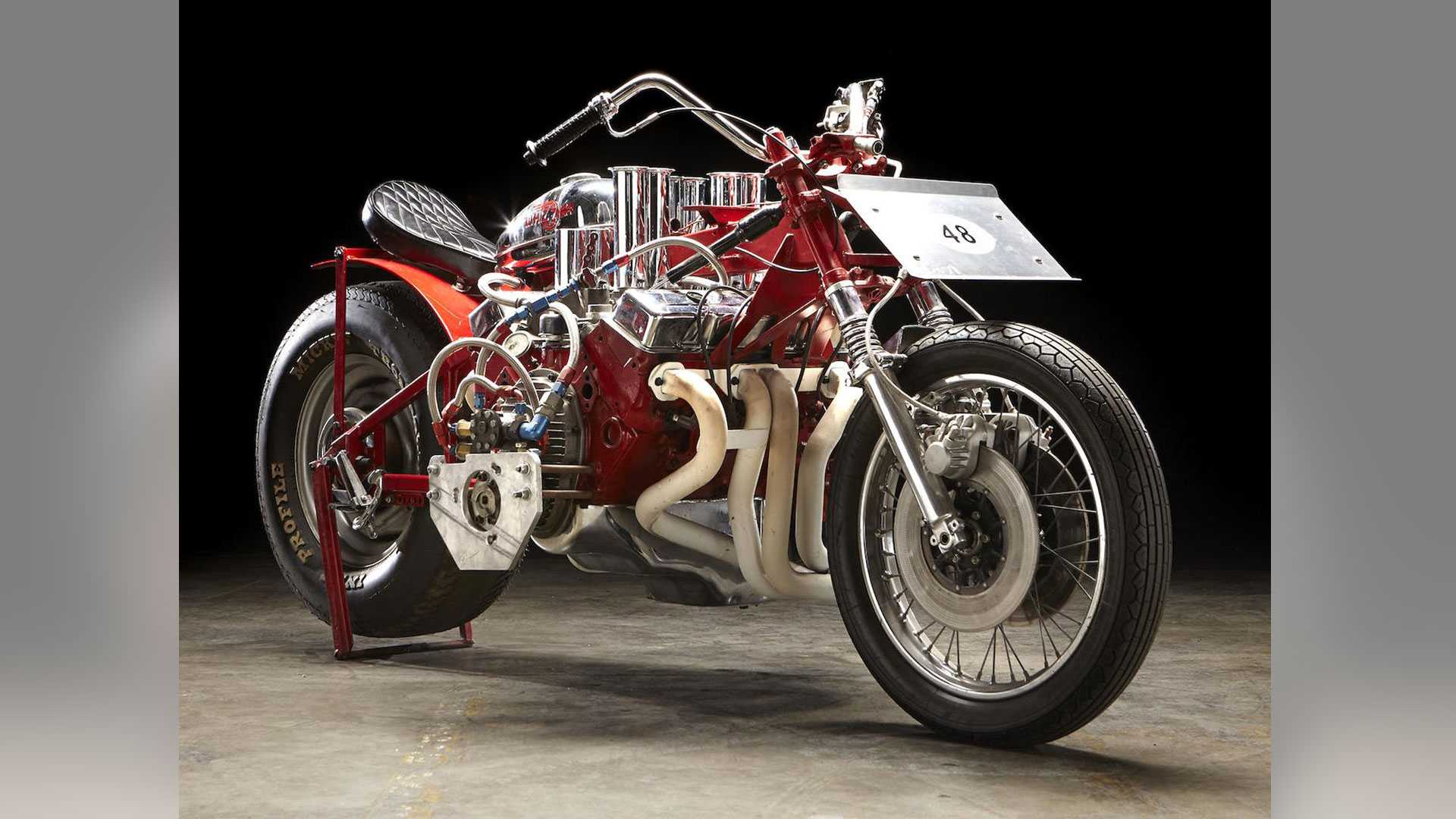 The Widowmakers: Top Ten Most Frightening Motorcycles To Ride