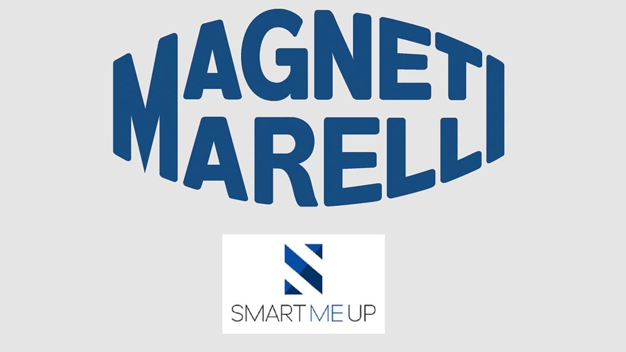Magneti Marelli e SmartMeUp