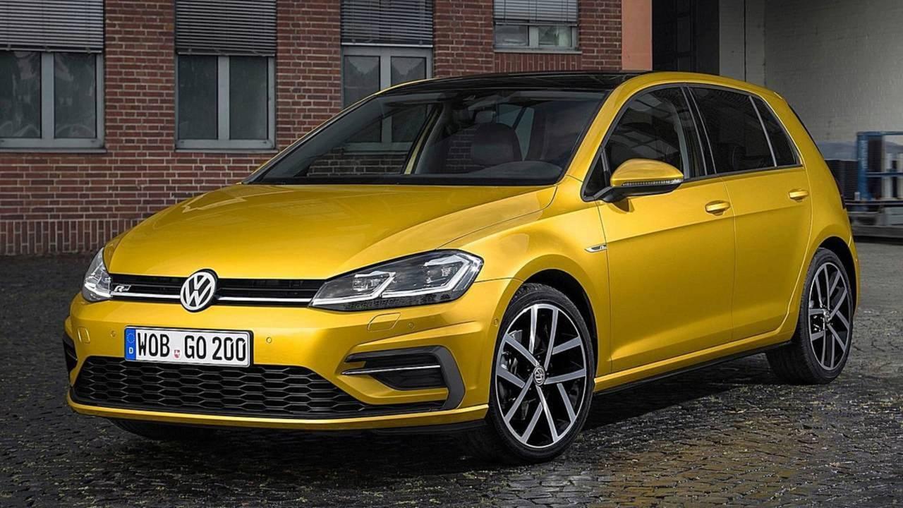 6.- Volkswagen Golf - 2.906 unidades