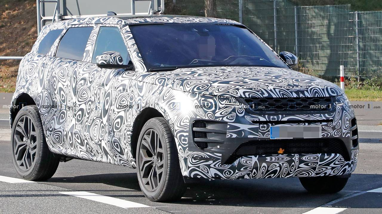 2020 Range Rover Evoque Watch The Live Premiere Right Here