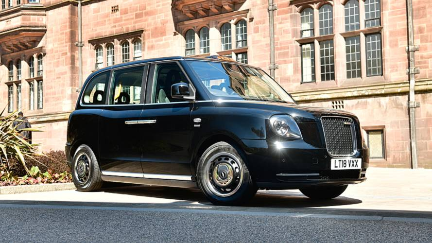 Cabbies snap up first of £30m of incentives to go green