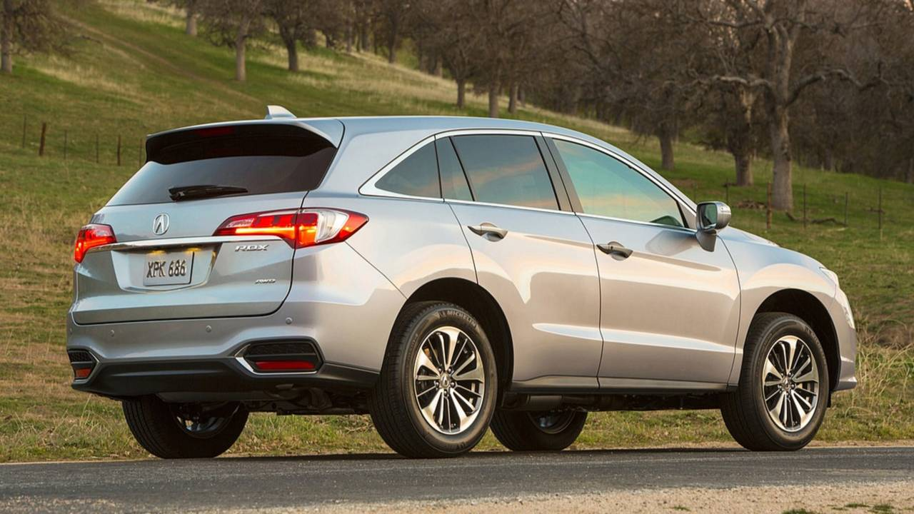 Small Luxury SUV: Acura RDX