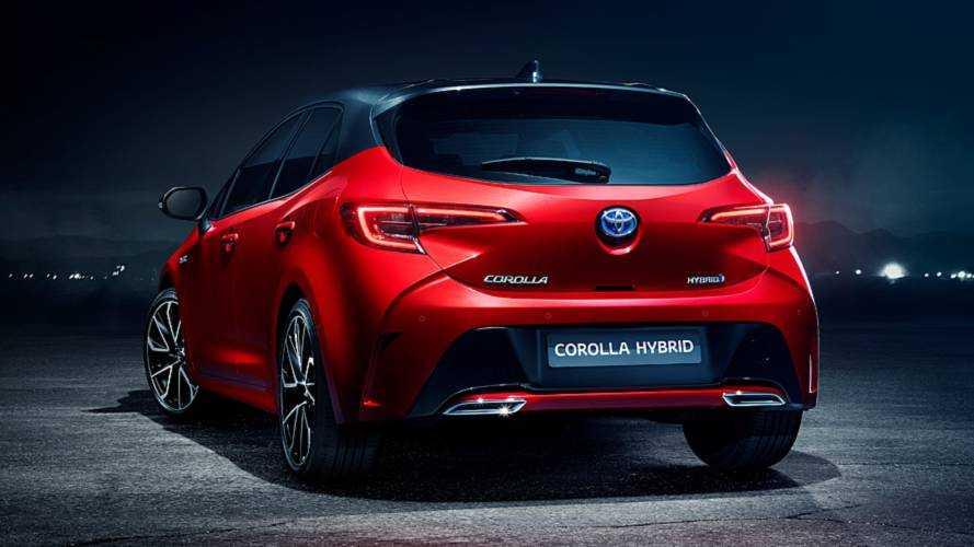 Toyota откажется от хэтчбека и универсала Auris