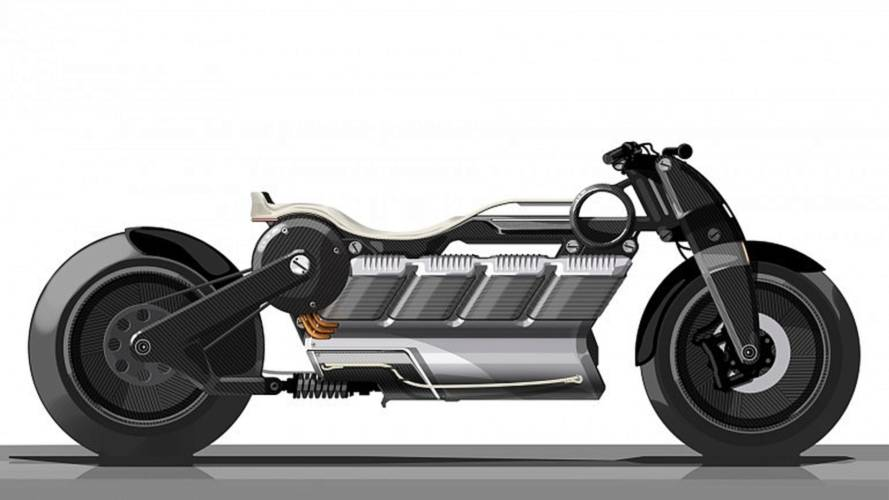 Curtiss Motorcycles Unveils V8 Consort for its Zeus