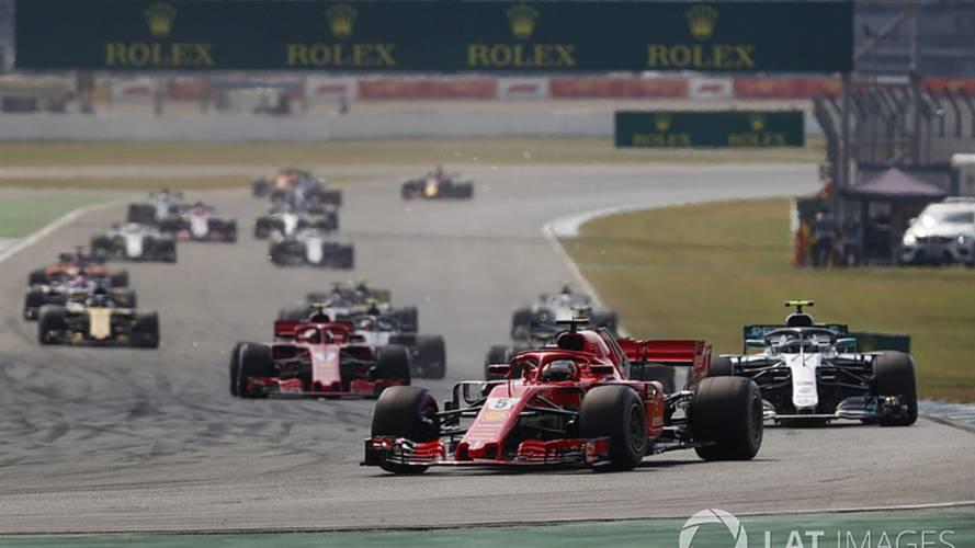 Así queda el mundial de F1 tras la emocionante carrera de Alemania